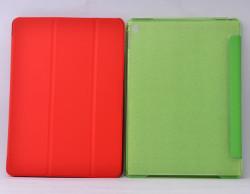Apple iPad 6 Air 2 Zore Smart Cover Standlı 1-1 Kılıf - Thumbnail