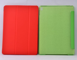 Apple iPad 9.7 2017 Zore Smart Cover Standlı 1-1 Kılıf - Thumbnail