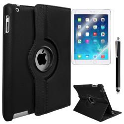 Apple iPad Mini 2 3 Zore Dönebilen Standlı Kılıf - Thumbnail