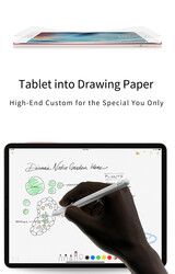Apple iPad Pro 12.9 2020 Wiwu iPaper Like Tablet Ekran Koruyucu - Thumbnail