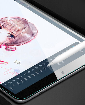 Apple iPad Pro 12.9 2020 Wiwu iPaper Like Tablet Ekran Koruyucu