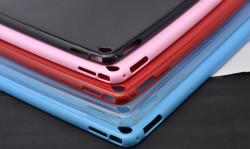Apple iPad Pro 12.9 Kılıf Zore Tablet Süper Silikon Kapak - Thumbnail