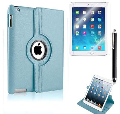 Apple iPad Pro 12.9 Zore Dönebilen Standlı Kılıf