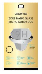 Apple iPad Pro 12.9 Zore Nano Micro Temperli Ekran Koruyucu - Thumbnail