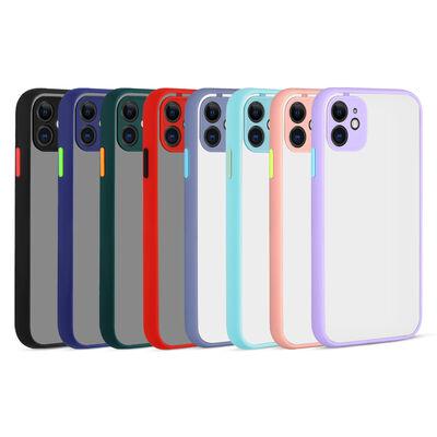 Apple iPhone 11 Kılıf Zore Hux Kapak
