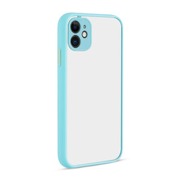 Apple iPhone 11 Kılıf Zore Hux Kapak - Thumbnail