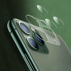 Apple iPhone 11 Pro Max Benks Full Kamera Lens Koruyucu Film - Thumbnail