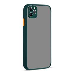 Apple iPhone 11 Pro Max Kılıf Zore Hux Kapak - Thumbnail