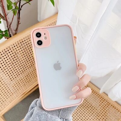 Apple iPhone 11 Pro Max Kılıf Zore Hux Kapak