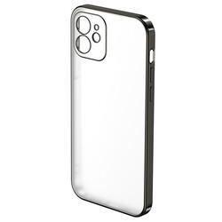 Apple iPhone 12 Benks Matte Electroplated TPU Case - Thumbnail