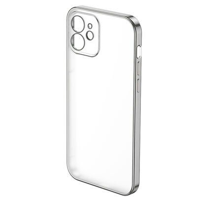 Apple iPhone 12 Benks Matte Electroplated TPU Case
