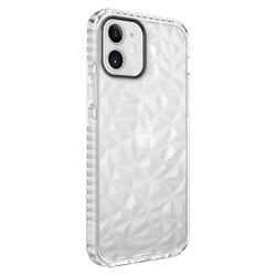 Apple iPhone 12 Kılıf Zore Buzz Kapak - Thumbnail