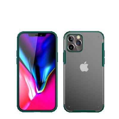Apple iPhone 12 Max (6.1) Kılıf Zore Volks Silikon