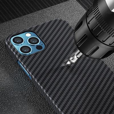 Apple iPhone 12 Pro Kılıf Benks MFİ Magsafe Magnetic Aramid Case