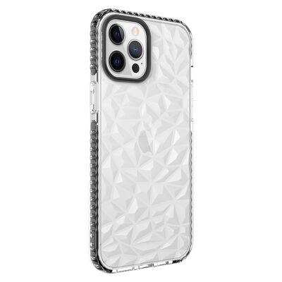 Apple iPhone 12 Pro Kılıf Zore Buzz Kapak