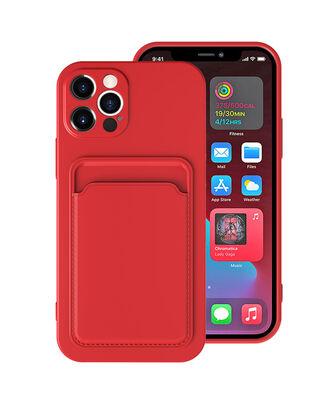 Apple iPhone 12 Pro Kılıf Zore Ofix Kapak