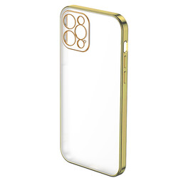 Apple iPhone 12 Pro Max Benks Matte Electroplated TPU Case - Thumbnail