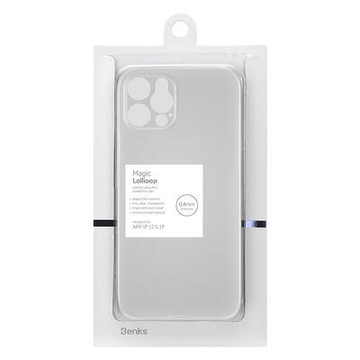 Apple iPhone 12 Pro Max Kılıf Benks Lollipop Protective Case