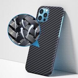 Apple iPhone 12 Pro Max Kılıf Benks MFİ Magsafe Magnetic Aramid Case - Thumbnail