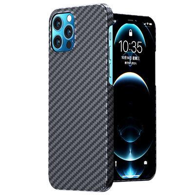 Apple iPhone 12 Pro Max Kılıf Benks MFİ Magsafe Magnetic Aramid Case
