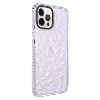 Apple iPhone 12 Pro Max Kılıf Zore Buzz Kapak