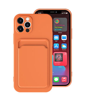 Apple iPhone 12 Pro Max Kılıf Zore Ofix Kapak