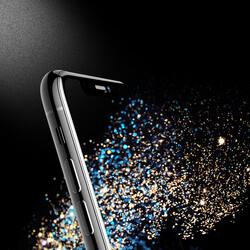 Apple iPhone 12 Pro Max Zore Anti-Dust Privacy Temperli Ekran Koruyucu - Thumbnail