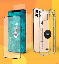 Galaxy S20 Plus Go Des 5 in 1 Full Body Shield - Thumbnail