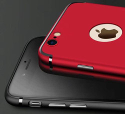 Apple iPhone 6 Kılıf Voero Ekro Arka Kapak - Thumbnail