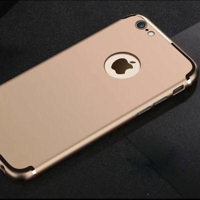 Apple iPhone 6 Kılıf Voero Ekro Arka Kapak