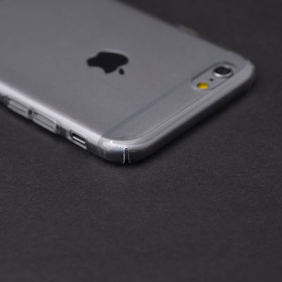 Apple iPhone 6 Kılıf Zore Clear Cover