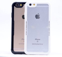Apple iPhone 6 Kılıf Zore Craft Arka Kapak - Thumbnail
