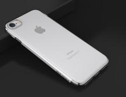 Apple iPhone 6 Kılıf Zore Dört Köşeli Lazer Silikon - Thumbnail