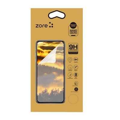 Apple iPhone 6 Zore Nano Micro Temperli Arka Koruyucu