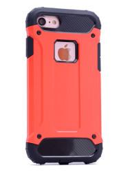 Apple iPhone 7 Kılıf Zore Crash Silikon Kapak - Thumbnail