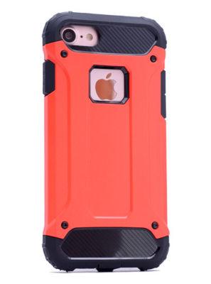 Apple iPhone 7 Kılıf Zore Crash Silikon Kapak