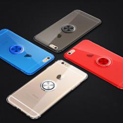 Apple iPhone 8 Kılıf Zore Mill Silikon - Thumbnail