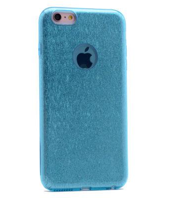 Apple iPhone 8 Kılıf Zore Shining Silikon