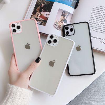 Apple iPhone 8 Plus Kılıf Zore Endi Kapak