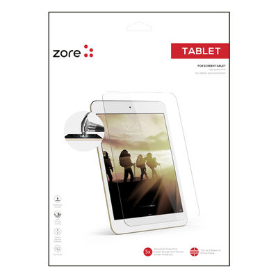 Apple iPad 9.7 2017 Zore Tablet Blue Nano Screen Protector