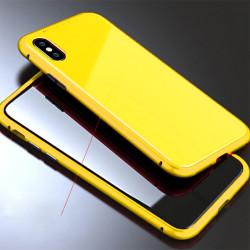 Apple iPhone X Kılıf Voero 360 Magnet Case - Thumbnail