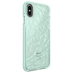 Apple iPhone X Kılıf Zore Buzz Kapak - Thumbnail