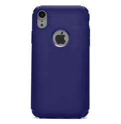 Apple iPhone XR 6.1 Kılıf Zore Stop Silikon - Thumbnail