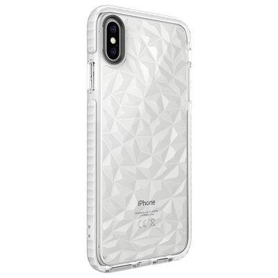 Apple iPhone XS 5.8 Kılıf Zore Buzz Kapak