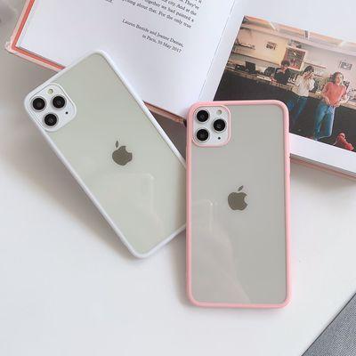 Apple iPhone XS Max 6.5 Kılıf Zore Endi Kapak