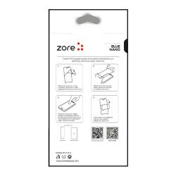 Asus Zenfone 5 ZE620KL Zore Blue Nano Screen Protector - Thumbnail