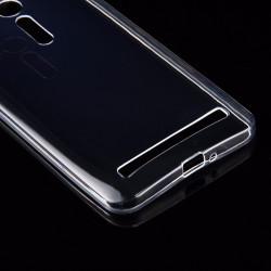 Asus Zenfone Go ZB552KL Kılıf Süper Silikon Kapak - Thumbnail