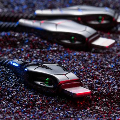 Benks D27 3 in 1 Snake Cable Lightning+Lightning+Micro 1.5M