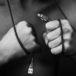 Benks D27 Type-C Snake Cable 1.2M - Thumbnail
