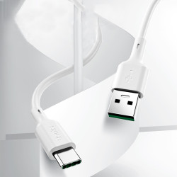 Benks D35 Type-C Fast Charging Usb Cable 1.2M - Thumbnail
